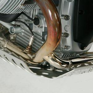 Sabot moteur Dakar argent-0