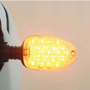 Clignotant LED avec flash de feu stop-0