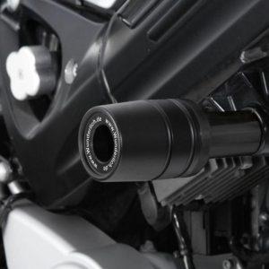 Roulette de protection moteur noir-4077