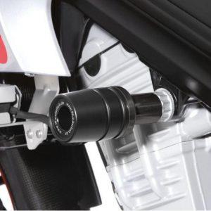 Roulette de protection moteur noir-4078