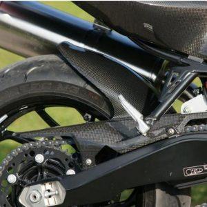 Lèche roue arrière carbone-7182