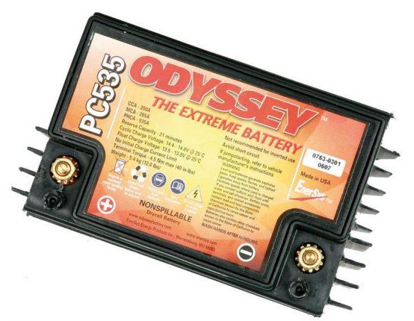 Batteries pur plomb Odyssey-0