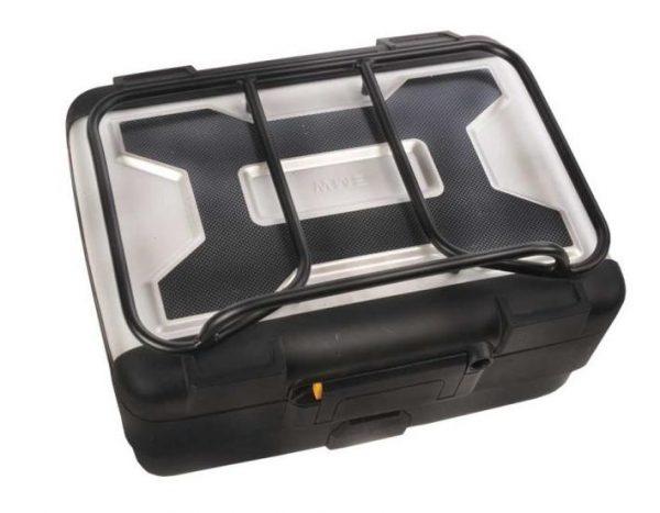 Porte paquet noir pour top-case -0