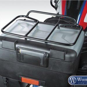 Porte paquet noir pour top-case -4312