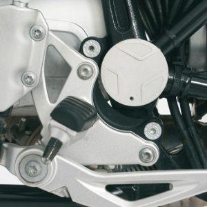 Mécanisme de déplacement de repose-pied noir-6098