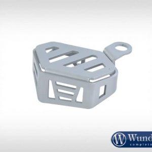 Protection de bocal de remplissage de frein noir-6358