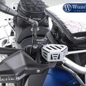 Protection de bocal de remplissage de frein noir-6360