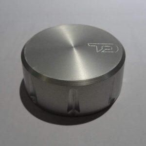 Bouchon de réservoir de frein avant argent TD-0