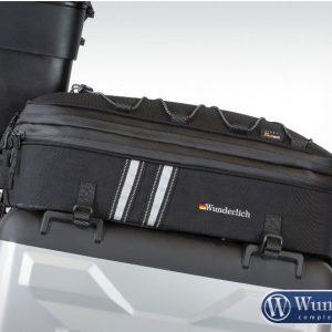 Sacoche noire pour valise origine coté gauche-0