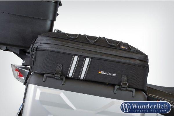 Sacoche noire pour valise origine coté droit-0
