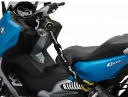 Serrure de scooter-0