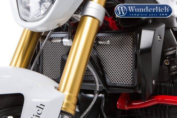 Protection de radiateur noire-11032