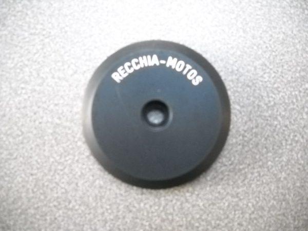 Cache bras oscillant droit anodisé noir TD-11089