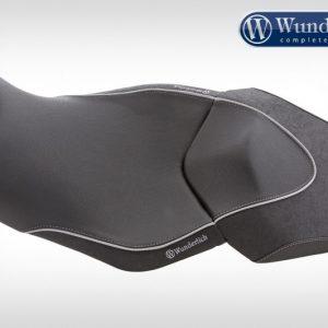 Selle bi-place chauffante Ergo confort noir-13039