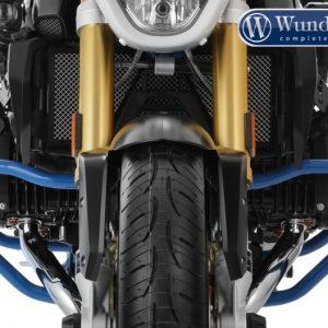 Pare cylindre tubulaire bleu-13963