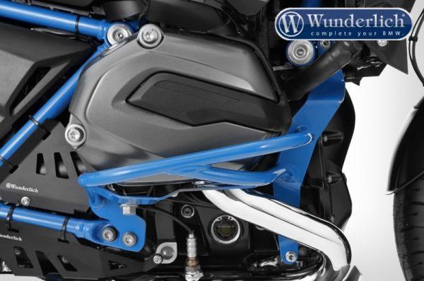 """Pare cylindre tubulaire """"Sport"""" bleu-14107"""