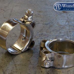 Collier d'échappement diamètre 44-47 mm-0