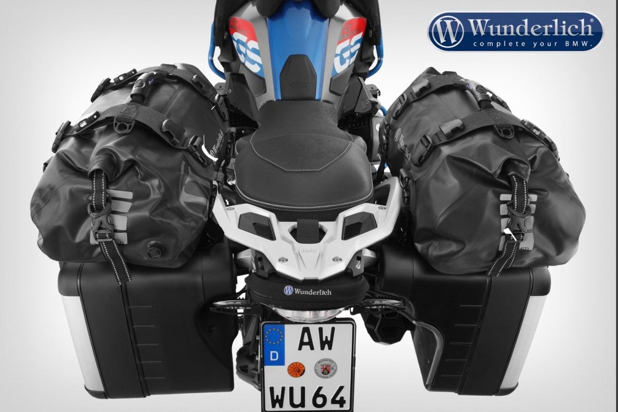 Porte bagages Wunderlich Valises Vario BMW R1200GS LC